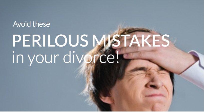 Mistakes men
