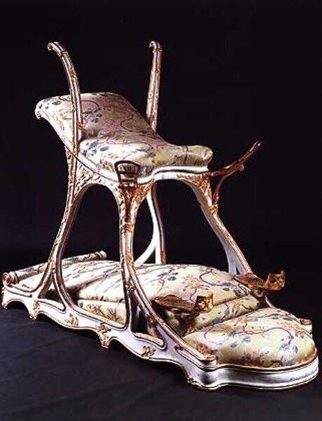 Секс стул для царицы