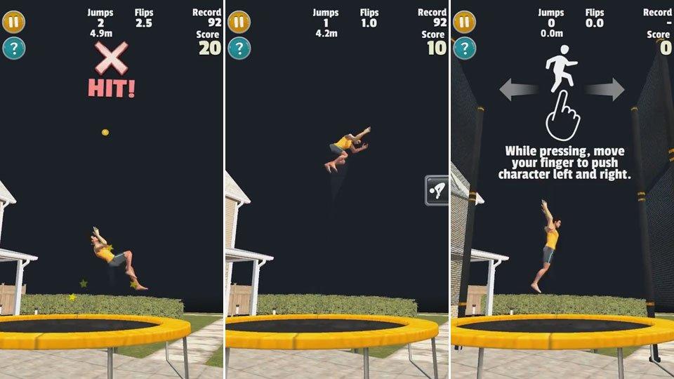 Игры симулятор каканья с крыши