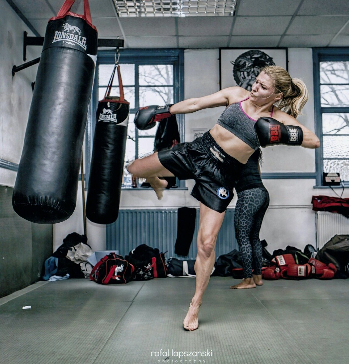 Women martial