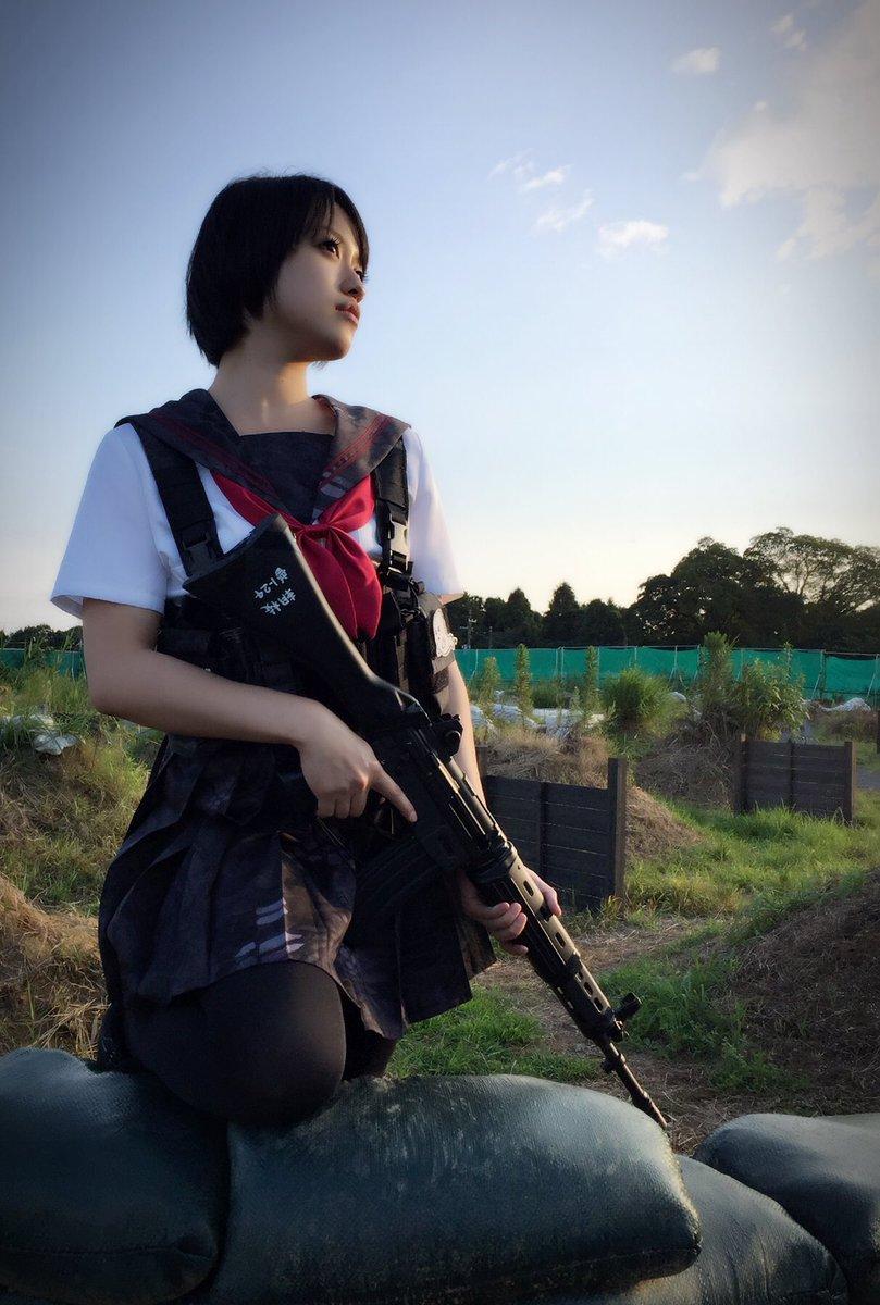 【リトルアーモリー】指定防衛校合同オープンキャ …
