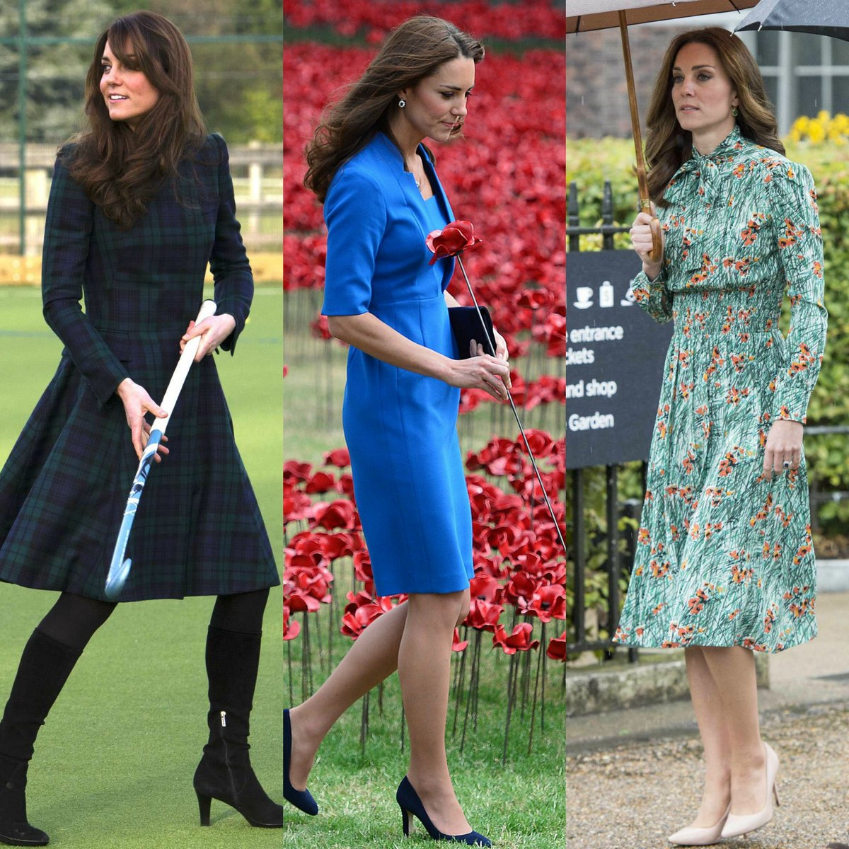 Great side-by-side of Kate at start of h...