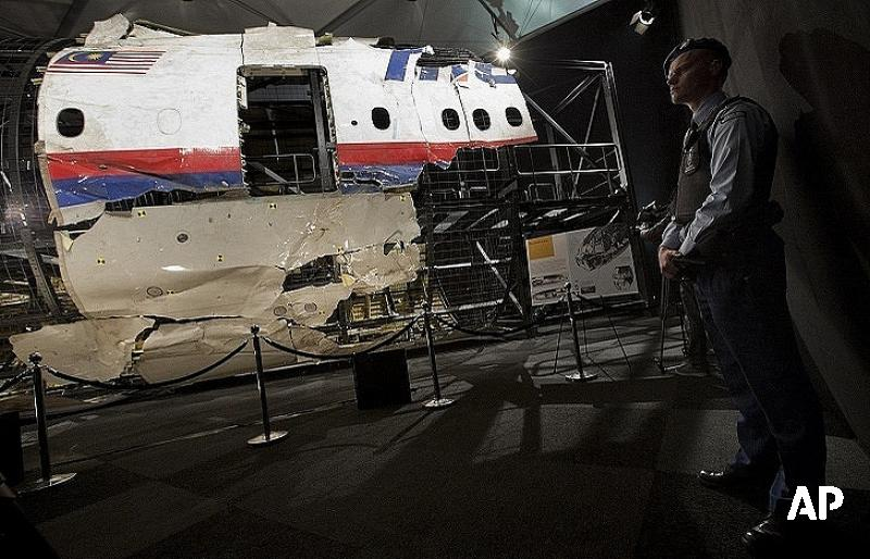 Self-proclaimed Donetsk republic ready to hand over #MH17 victims' remains to Netherlands  https://t.co/vou5x4AnFJ
