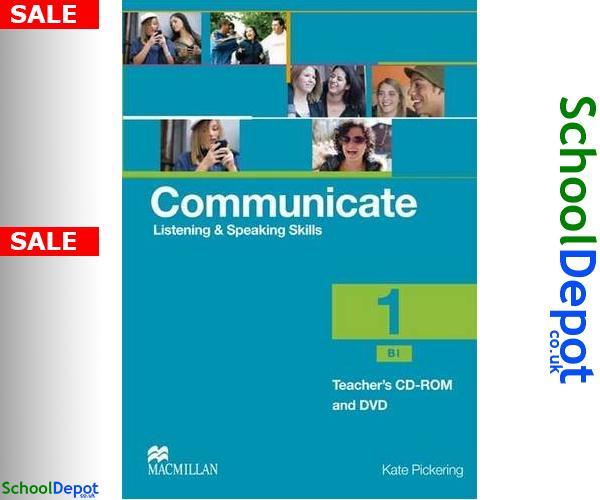 Communicate Listening Speaking Skills 1 B1 http