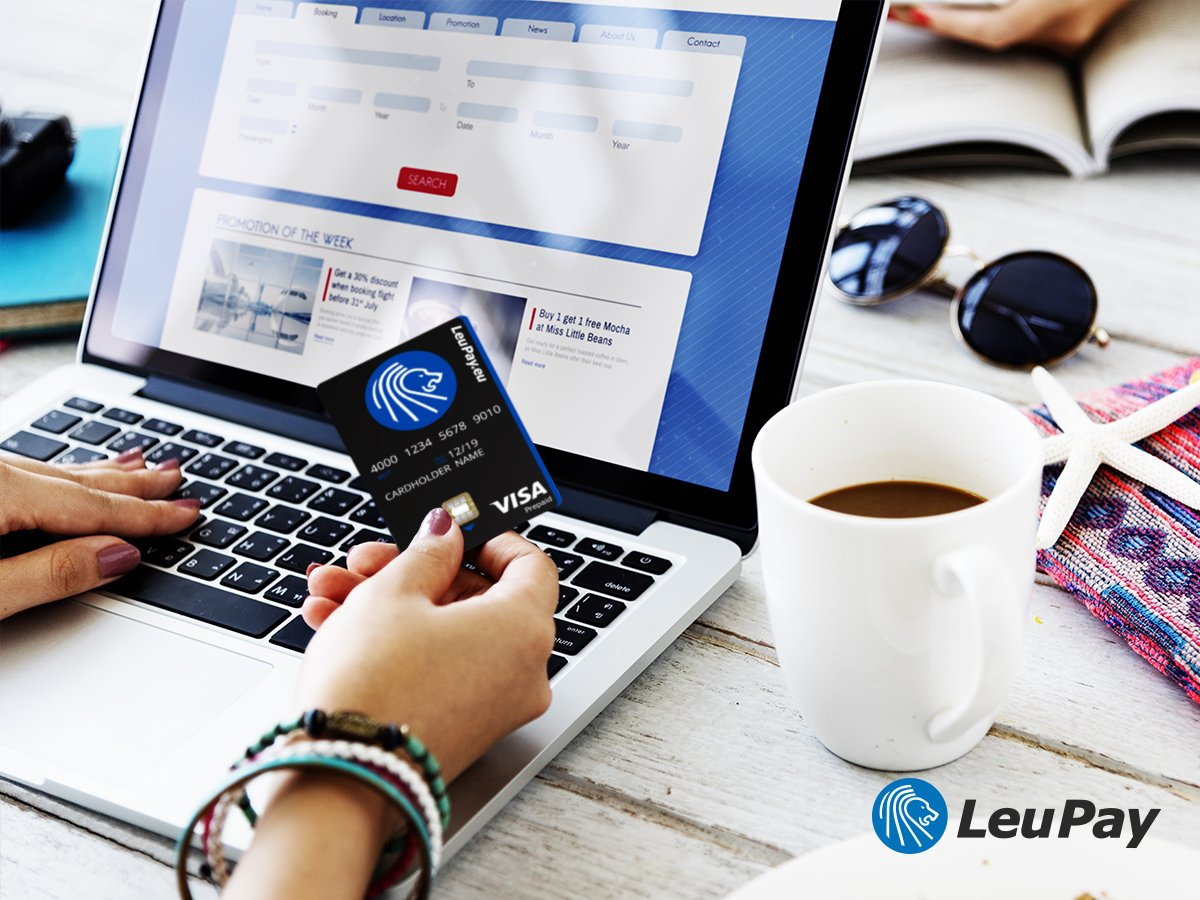 Leopay On Twitter Our New Visa Card With A Vertical Design