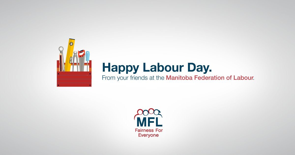 Mb Fed Of Labour On Twitter Standing Up For Safe Working