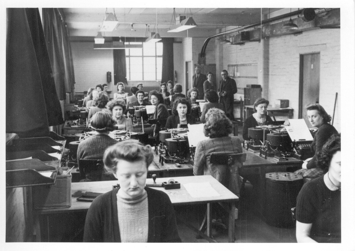 """Bletchley Park on Twitter: """"Who were the Codebreakers? Nearly ..."""