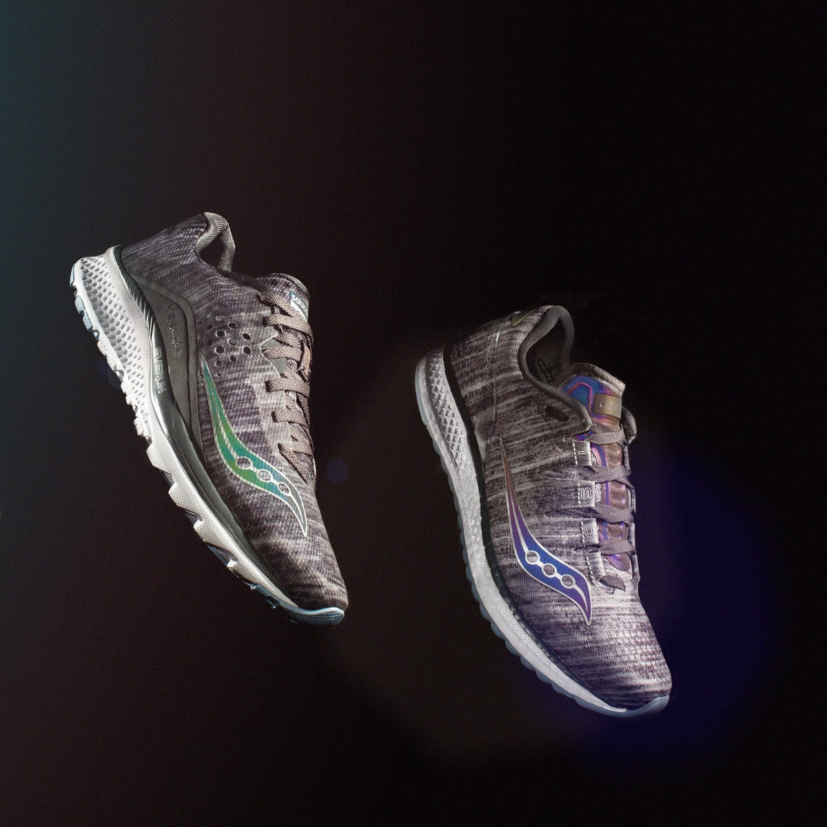 Saucony Heathered Chroma collectie