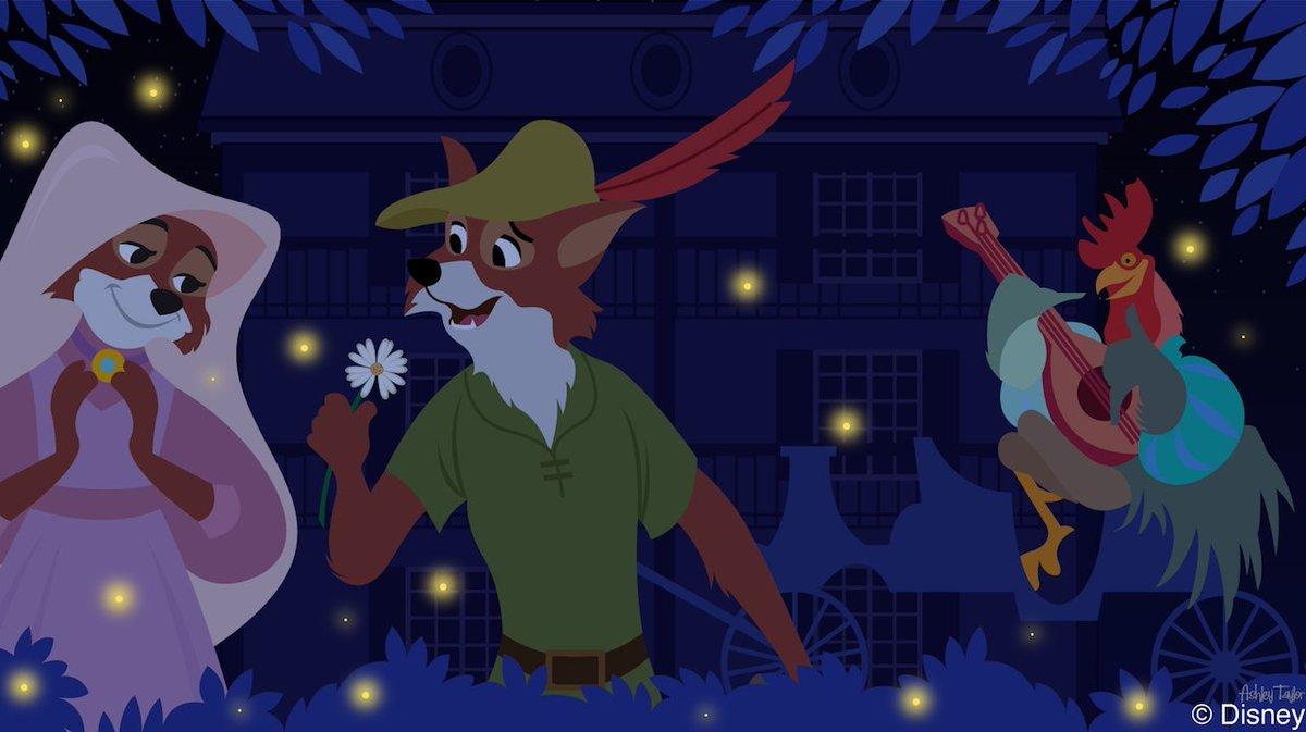 Disney Parks a Twitter