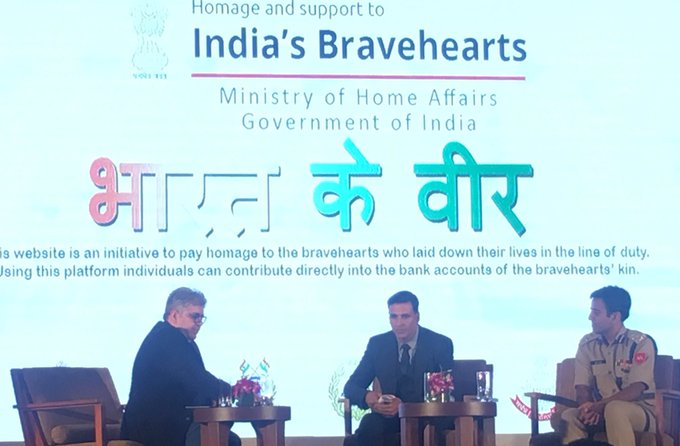 Glad to be at @MotilalOswalLtd's Annual Global Investor Conference to discuss @BharatKeVeer and do the least we can, contribute! https://t.co/Flkm9QX7FX