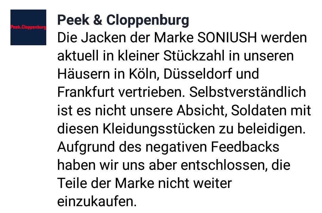 b4a23d244b5600 الوسم  peekcloppenburg على تويتر