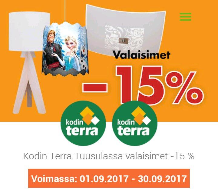 Kodin Terra Tuusula (@Kodin Terra)  Twitter
