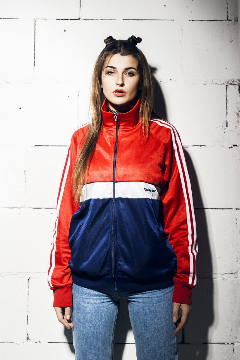 Vintage Adidas Originals track jacket