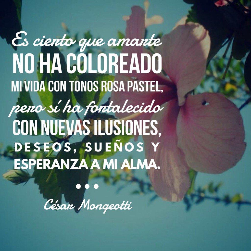 Cesar Mongeotti On Twitter Frases Poemas Poesia Escritos Amor