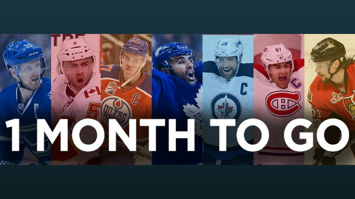 Winter is coming ❄️🏒