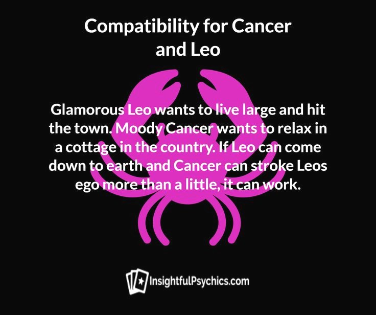 Insightful Psychics On Twitter Cancer And Leo Whats Your Compatibility Cancercompatibility Cancerleo Cancerandleo Leocompatibility Cancer Leo Https T Co Qopohsjwsk