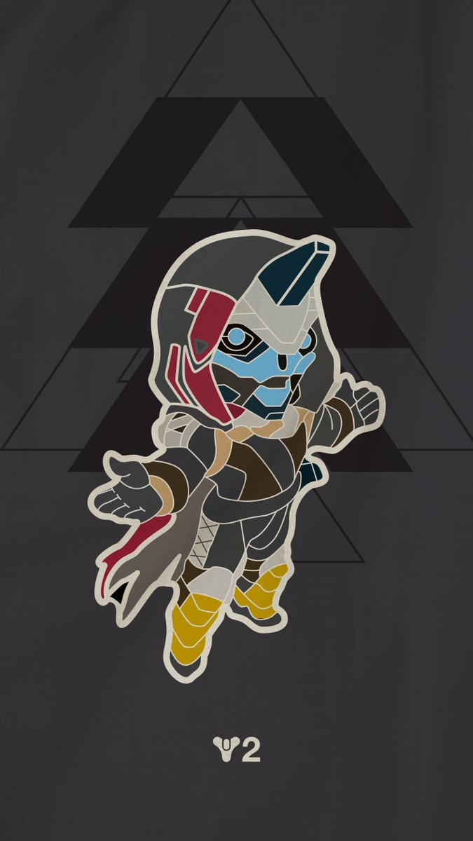Silentwalker On Twitter Cayde 6 Mobile Wallpaper Destiny2 Is