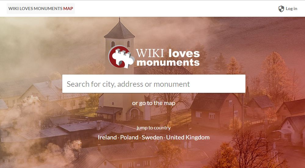 Wiki Loves Monuments on Twitter: