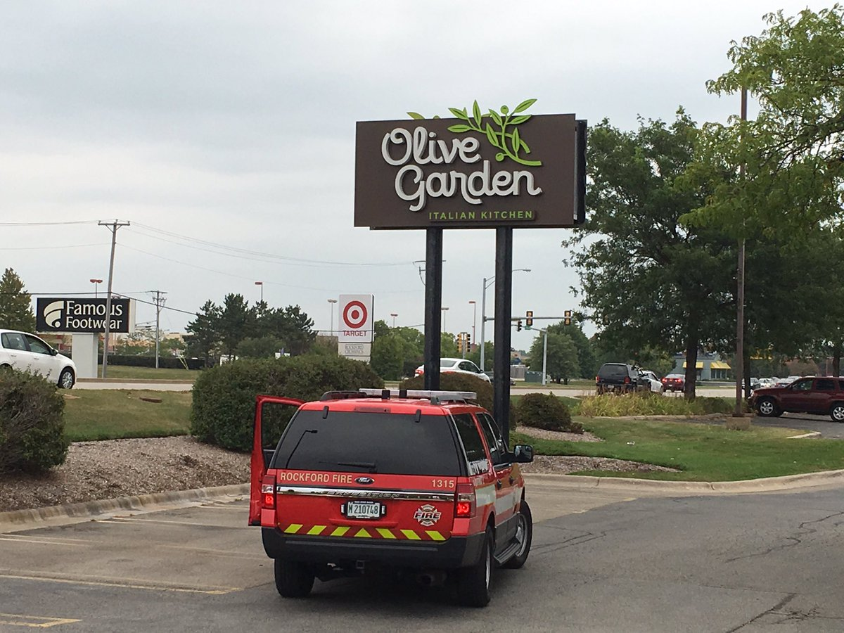 rockford fire on twitter thank you rockfordil olivegarden for donating a great meal for our staff working this laborday at our fire stations and 911 - Olive Garden Rockford Il