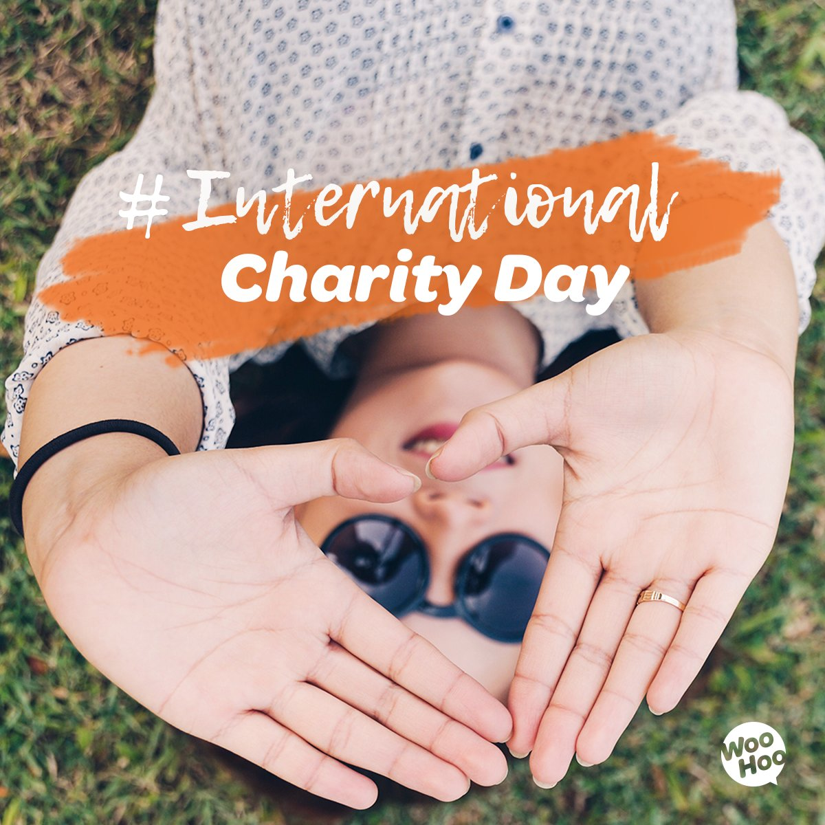 Happy #InternationalCharityDay! Can you supercharge your donations?Find out more http://bit.ly/DonationTaxCredits …  #WooHoo