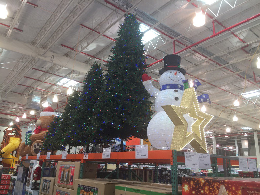 "Christopher Zinn on Twitter: ""Just seen my first Christmas decorations for sale. Costco Casula Sydney. Is this the first festive 'cuckoo'?… """