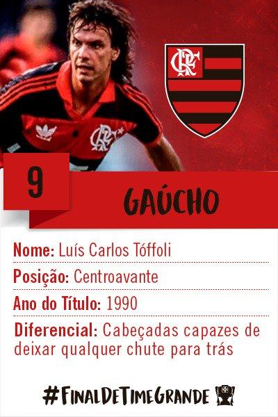A cabeçada que era um chute! Gaúcho era mestre no caminho pro gol e faz parte da história #FinalDeTimeGrande
