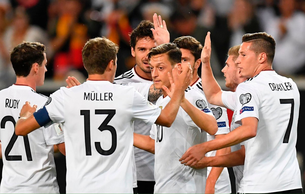 Video: Đức vs Na Uy