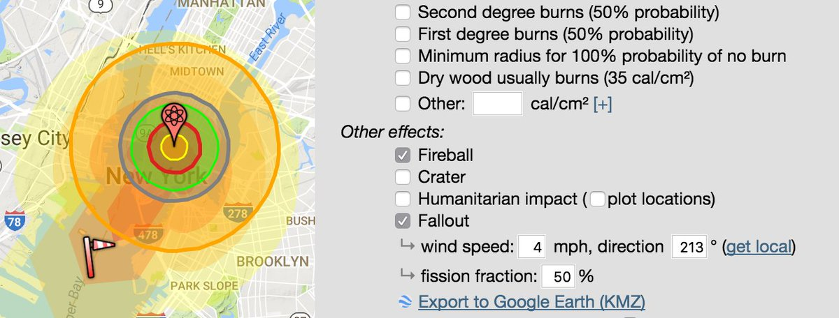 Alex wellerstein on twitter nukemap 25 is now live 1 you can nukemap 25 is now live 1 you can now have live local weather data ported in for fallout settings and 2 kmz export to google earthpicitter sciox Choice Image