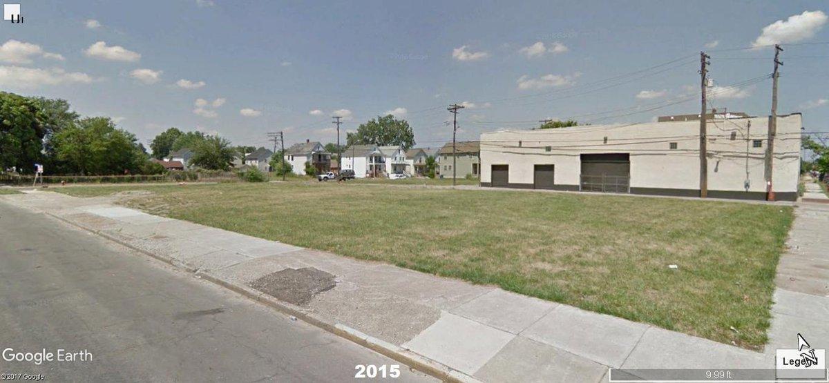 Detroit Street View On Twitter Hamtramck Ardrus Lumpkin St