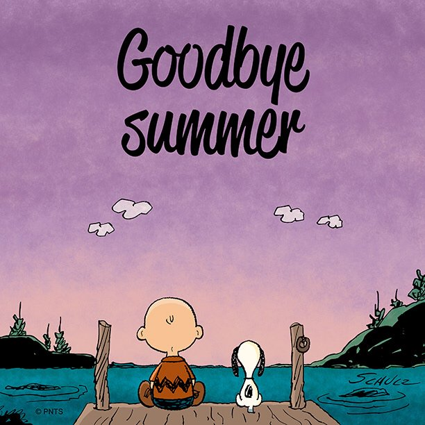 Image result for goodbye summer