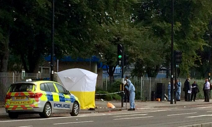 Teenage boy charged with Camden murder and weapons