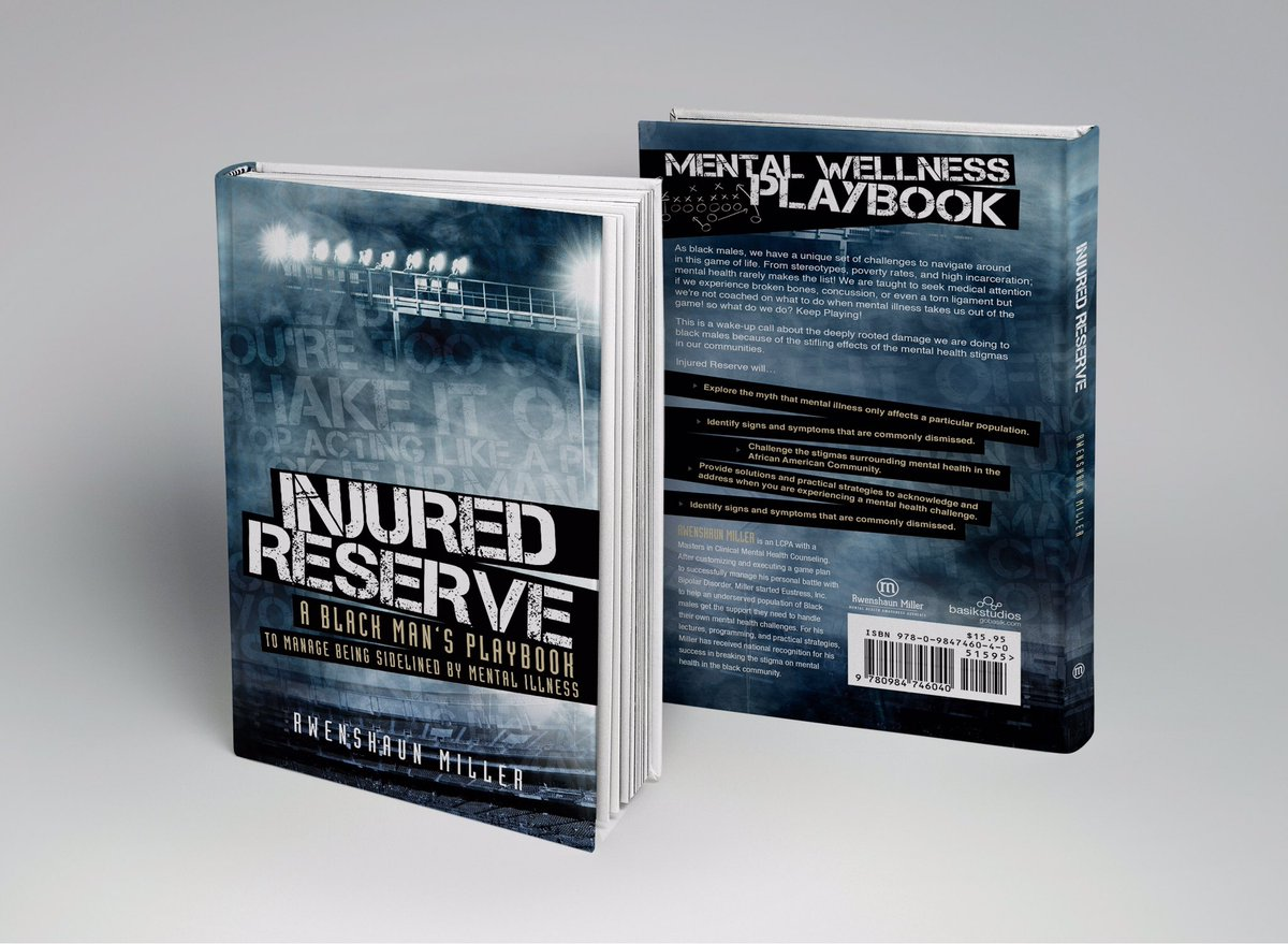 Rwenshaun On Twitter Excited To Announce My Book Injured Reserve