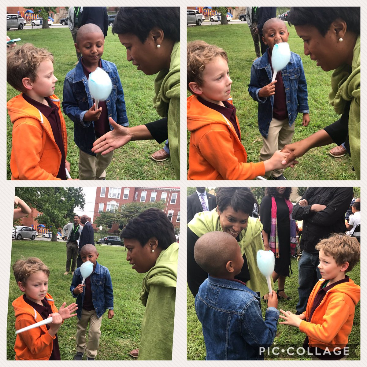 @MayorBowser speaking with Ownen and his BFF at the Coolidge groundbreaking #ward4proud #futurestudents #futureleaders #Coolidge @srfrjulie<br>http://pic.twitter.com/cx2KOIeEQB