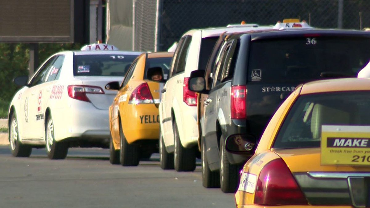 Taxi San Antonio >> Gas Frenzy Stalling Business For Many San Antonio Taxi Drivers