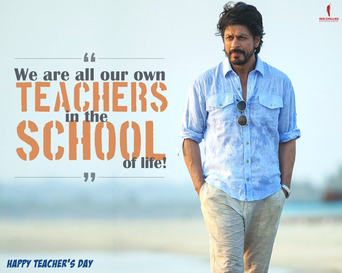 Here's to teachers & guides who open up a new world of possibilities for us! Tag the Dr.Jug in your life. Happy #TeachersDay https://t.co/Kn4P8ilY0W