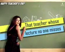 Some teachers know how to keep us hooked! #HappyTeachersDay #ThatStudentThing @thesushmitasen https://t.co/wLhoadJqyg
