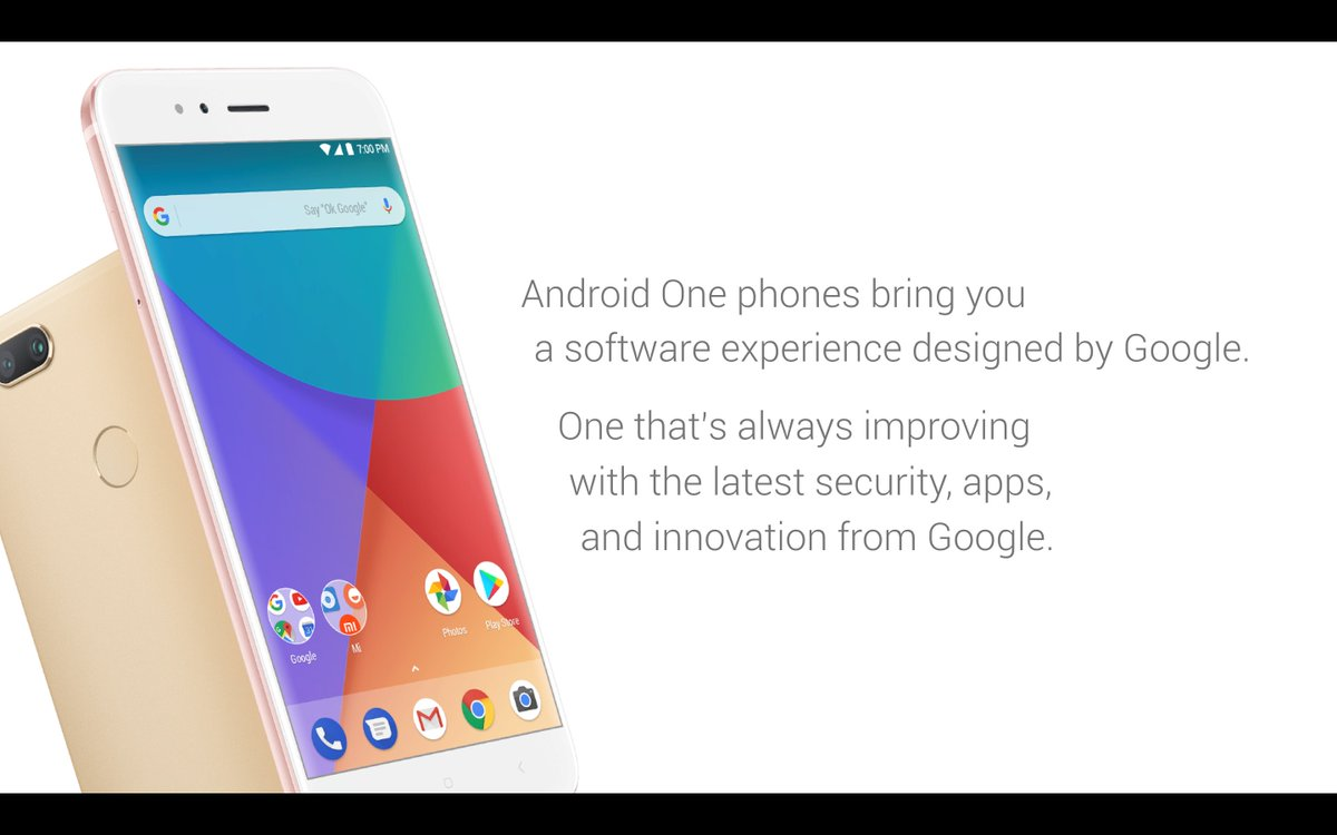 Mi A1 Android One