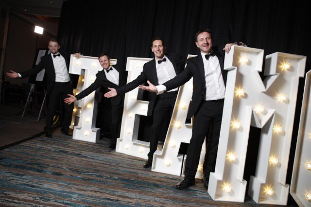 Busy #autumn season ahead for #hollywoodledletters #Ireland #TuesdayMotivation #Teamovate #eventprofs Our #LEDletters are 150cms high! <br>http://pic.twitter.com/F58Yl4vum1
