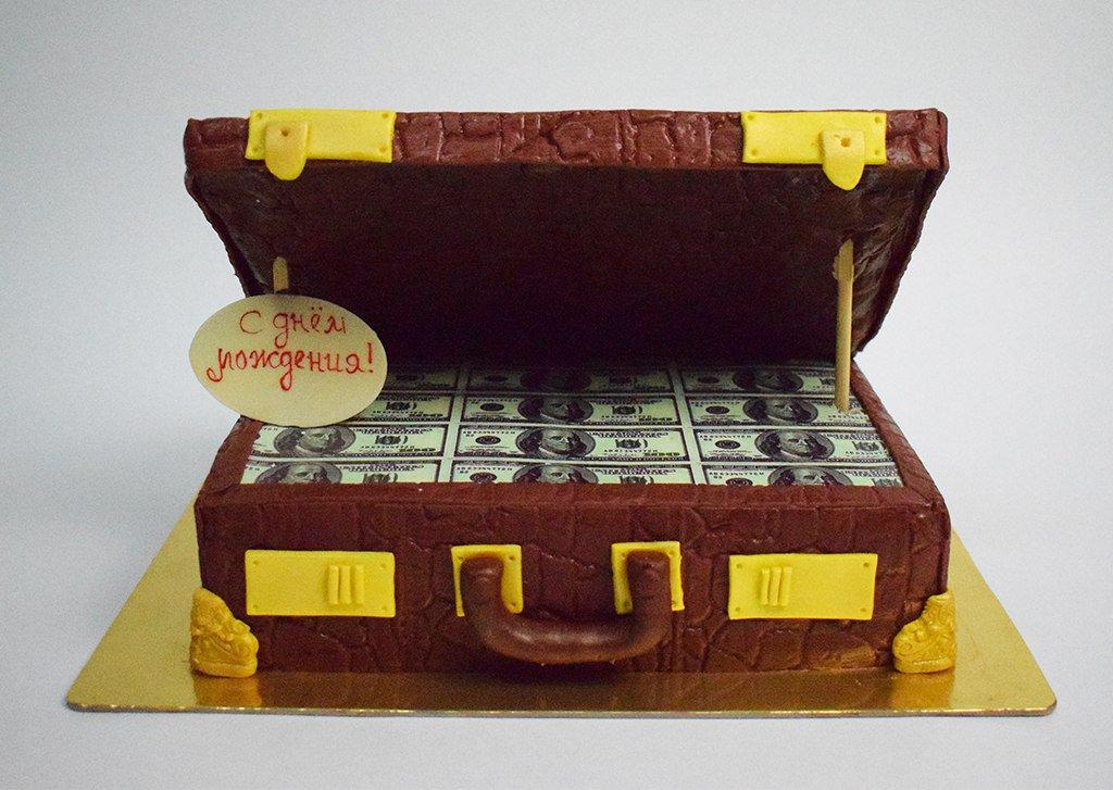 торт чемодан картинки при планировании
