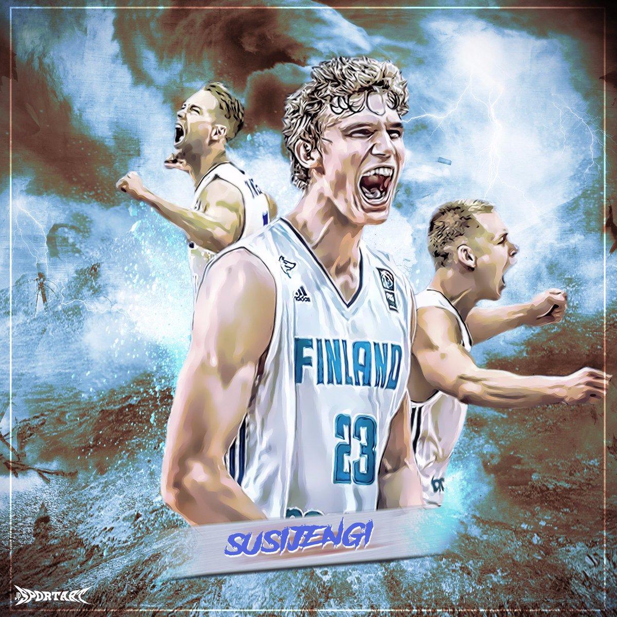 What did wolf say! #Susijengi #Aaauuu! #EuroBasket2017 #gameday https:...
