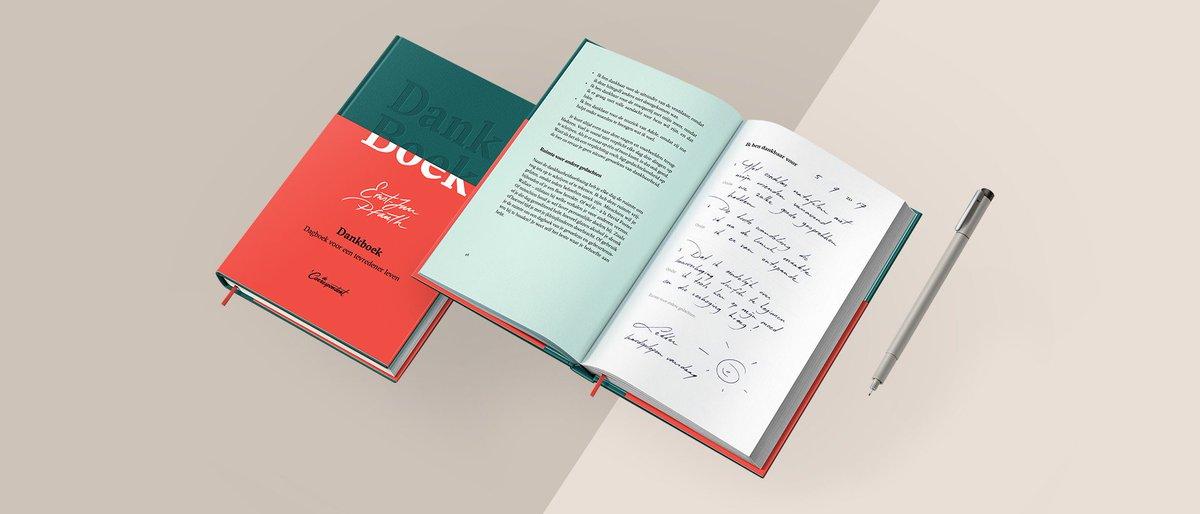 Marloe Rutten On Twitter Vandaag Het Dankboek Besteld Van