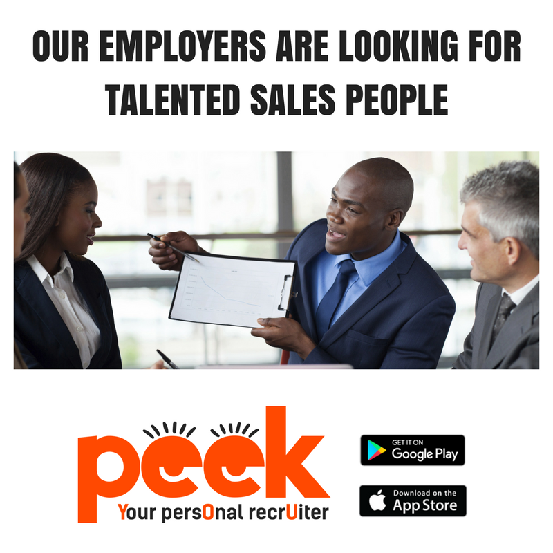 Employers looking for staff