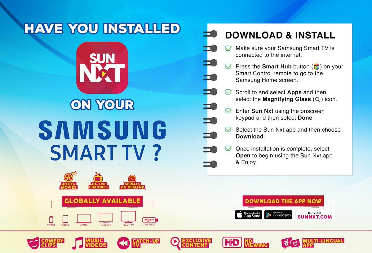 Download sun nxt app | Download Sun Nxt App For Android & Get Free