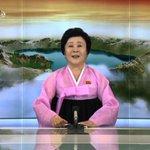 北朝鮮のニュース背景と「君の名は。」のあの景色が完全に一致!