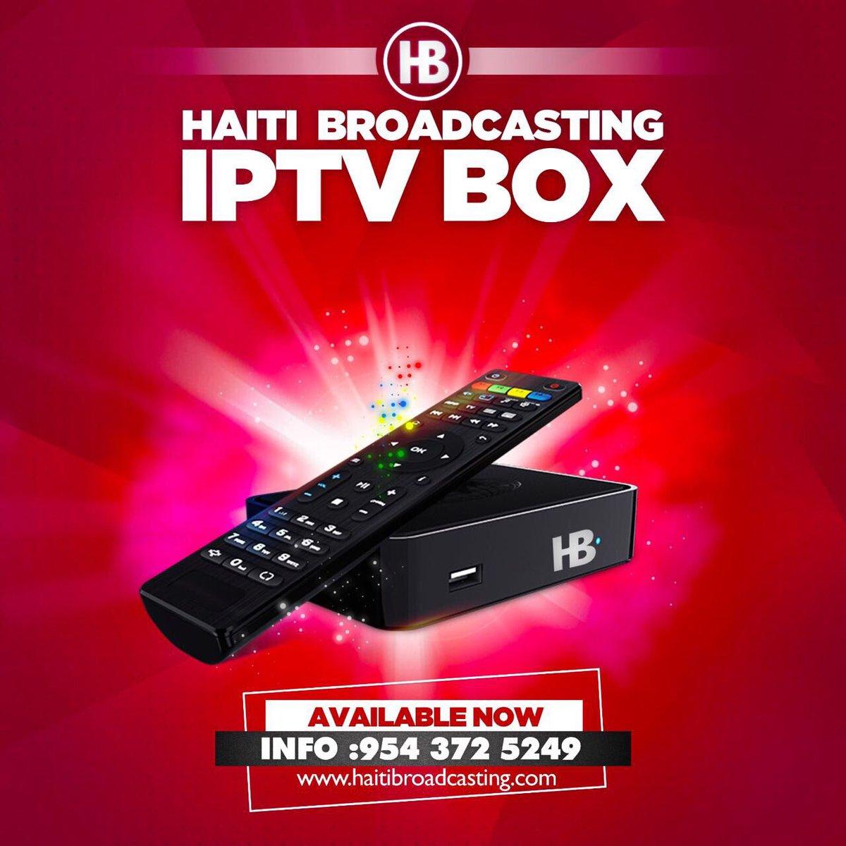 Haiti Broadcasting LLC on Twitter: