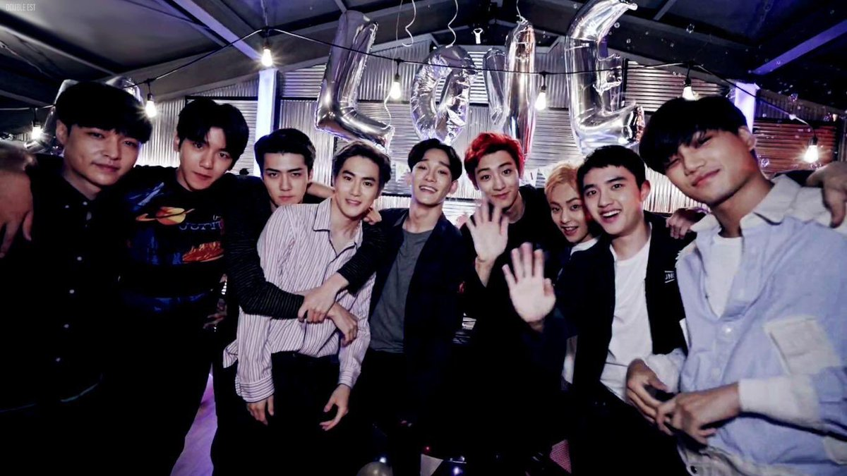 """Soompi on Twitter: """"7 Epic Moments When #EXO Became United"""