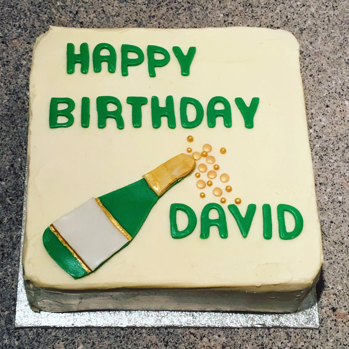 Paris Aitken Smith On Twitter Last Nights Cake For David The