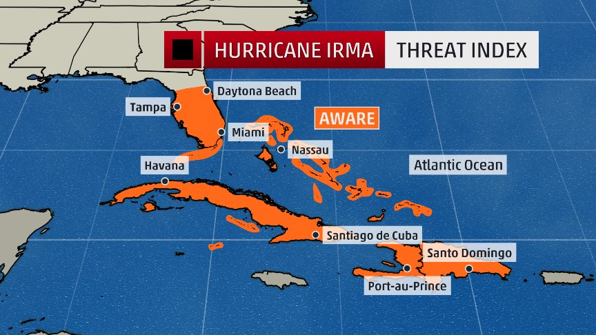 the weather channel on twitter   u0026quot hurricane irma is now a