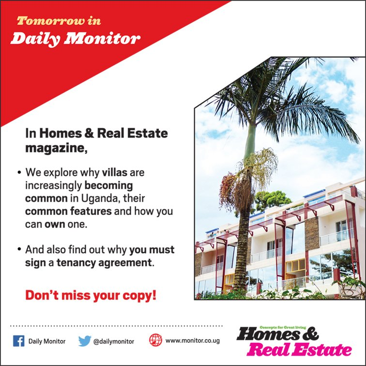 Daily Monitor On Twitter Tomorrow In Daily Monitor