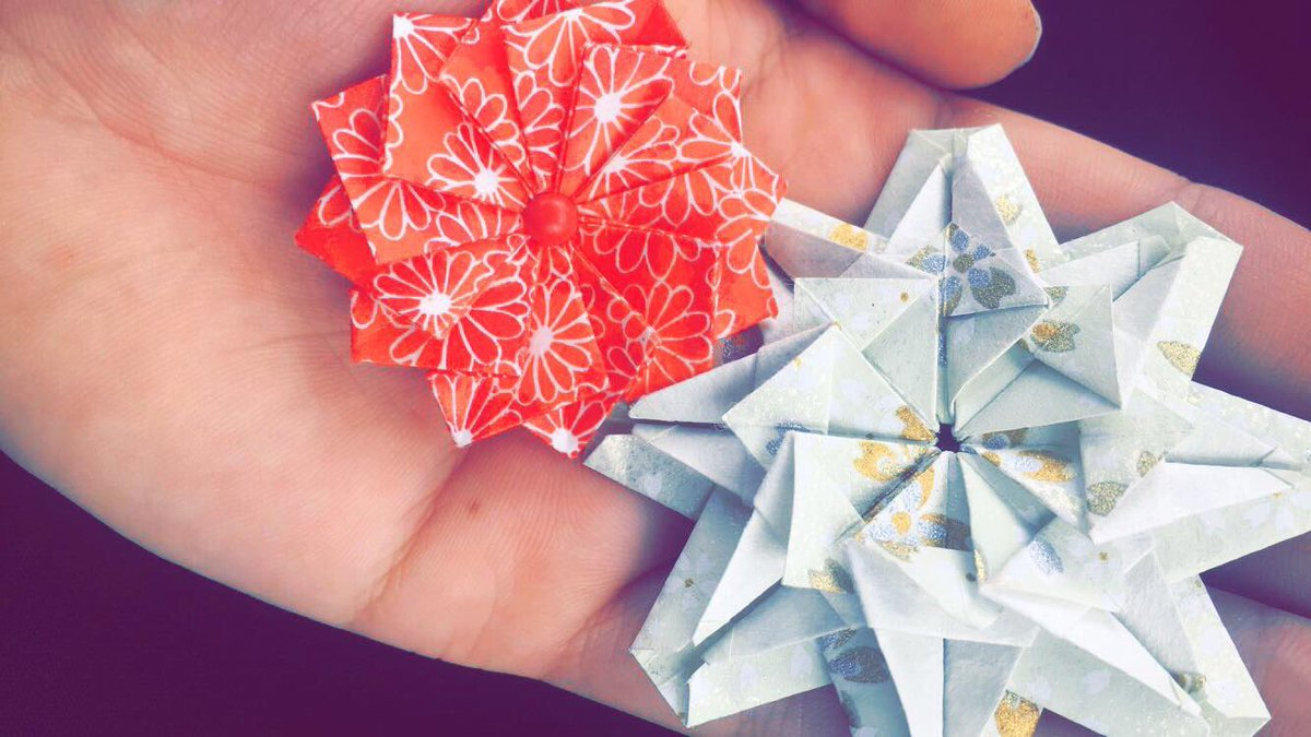 Jess man on twitter cutest client gave me origami flowers she made jess man on twitter cutest client gave me origami flowers she made its the little things mightylinksfo